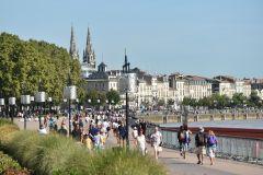 Bordeaux: Excursão a Pé Guiada