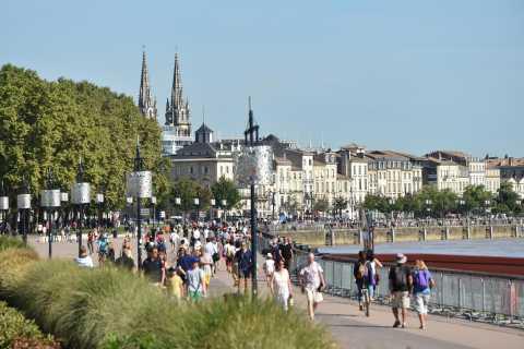 Bordeaux: visite guidée à pied