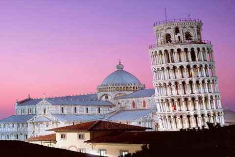 Shore Excursion from Livorno Port: Tour of Pisa and Florence