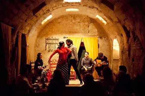 Córdoba: Flamenco Show at the Arabian Baths