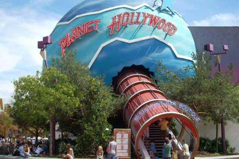 Planet Hollywood Paris: Meal and Drink Voucher for Kids