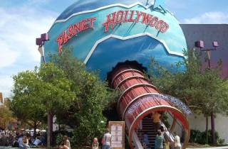 Planet Hollywood Disneyland: Voucher im Wert von 35 EUR