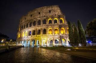 Rom: Kolosseum-Tour bei Mondschein