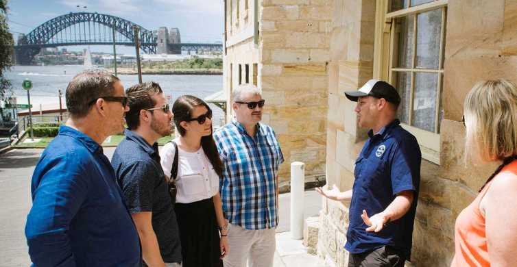 Balmain Historic Pub Walking Tour with Beer or Wine