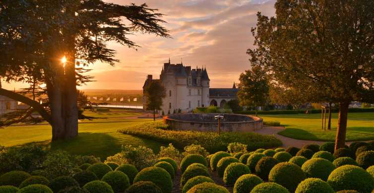 Exclusive Wine Day Trip Loire Valley from Paris