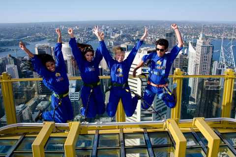 Skywalk at The Sydney Tower Eye: Ticket & Tour