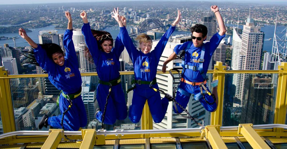 Ultimate Sydney Pass with Sydney Tower Skywalk