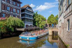 City Pass 3 Dias em Estrasburgo: Barco, Museus e Mais