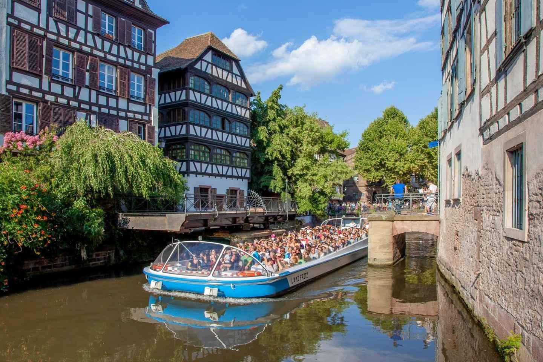 Straßburg: 3-Tage-Pass für Bootsfahrt, Museen und mehr