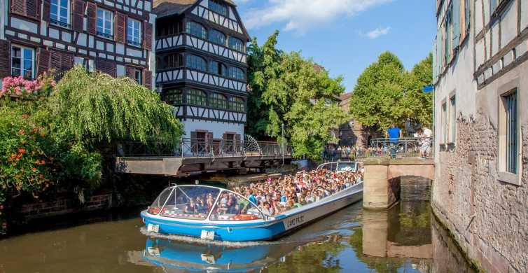 Strasbourg 3-Day City Pass: Boat Tour, Museums & More