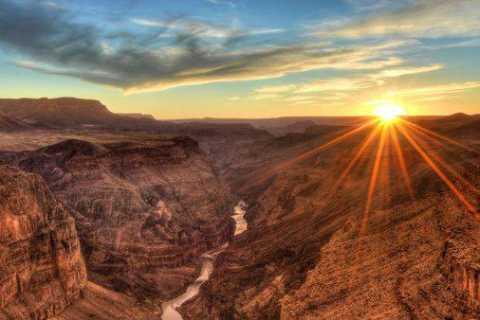 Grand Canyon: tour di lusso del West Rim
