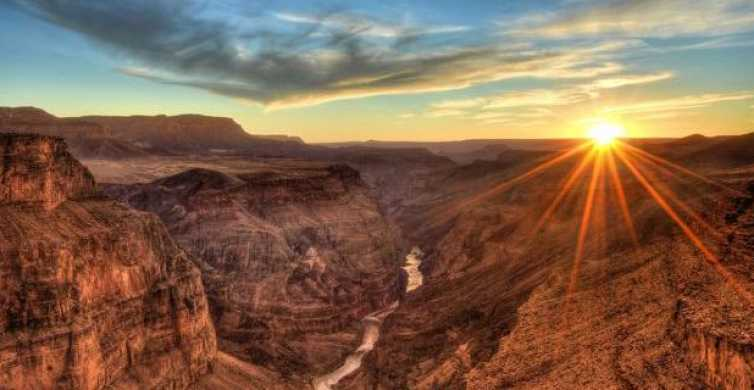 Grand Canyon West Rim VIP Luxury Small Group Tour