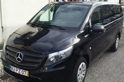 Private 1-Way Airport Transfer from Lisbon to Setúbal