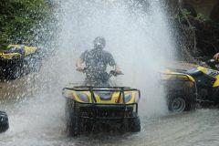Experiência Antalya Quad Safari