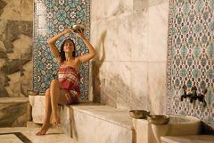 Antalya: banho turco tradicional com massagens