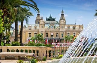 Tickets für eine Fährrundfahrt von Nizza bis Monaco
