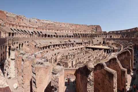 Rome: Ancient Rome, Colosseum, Roman Forum Small-Group Tour