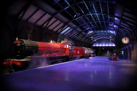 London: Harry Potter Studio and Locations Tour