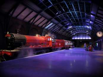 London: Harry-Potter-Studio und Drehorte-Tour