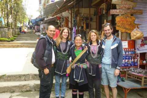 From Hanoi: 3-Day Sapa Trekking and Bus Tour