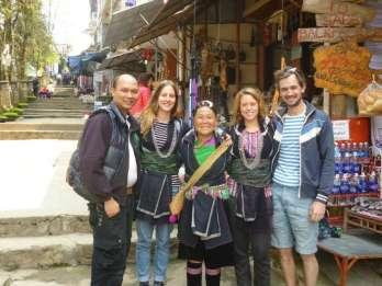 Ab Hanoi: Sapa Bus- und Wandertour