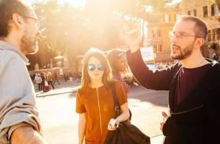 Rom: 90-Minuten-Tour-Kickstart mit einem lokalen