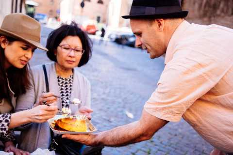 Rome: Private Food Tour with 10 Tastings