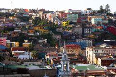 Valparaíso City Tour de 4 horas de Van e Funicular