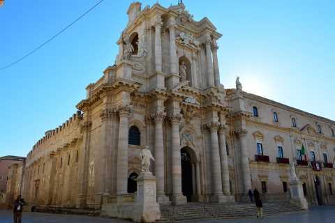Syracuse: Ortigia and Neapolis Guided Walking Tour