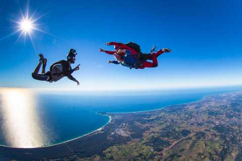 Byron Bay: Tandem-Fallschirmsprung