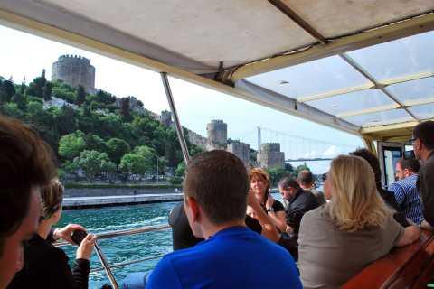 Istanbul: 2.5-Hour Bosphorus Strait Boat Cruise