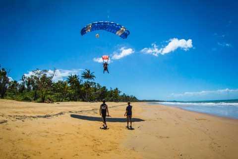 Mission Beach: Tandem-Fallschirmsprung