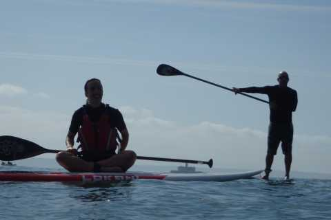 Costa di Oeiras: Stand Up Paddleboarding vicino a Lisbona