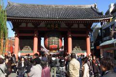 Tóquio: Excursão de 1 Dia em Ônibus Turístico