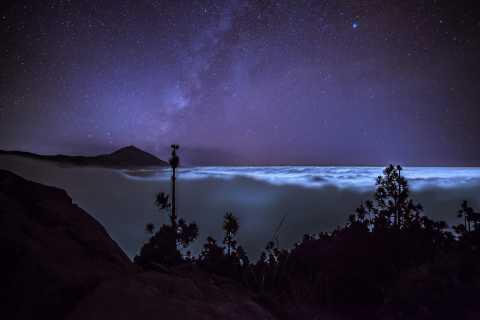 Teide by Night: Romantic Sunset & Stargazing Experience