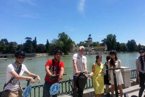Madrid: Retiro Park 1.5-Hour Segway Tour