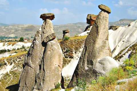 Cappadocia Highlights Small-Group Tour by Minibus