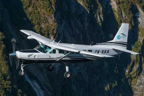 Queenstown: Milford Sound Scenic Flight and Nature Cruise