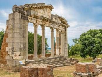 Tagesausflug nach Ardencia und Apollonia