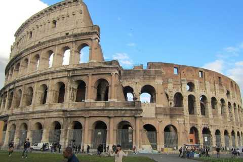 Colosseum, Ancient Rome, Small Group Tour, Virtual Reality