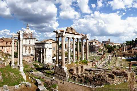 Private Colosseum & Ancient City Tour