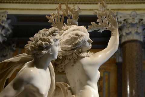 Rome: Borghese Gallery and Gardens Small Group Tour