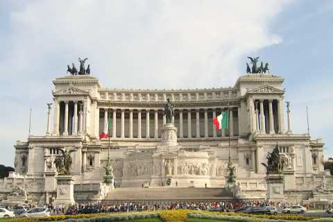 Heart of Rome: Private Walking Tour