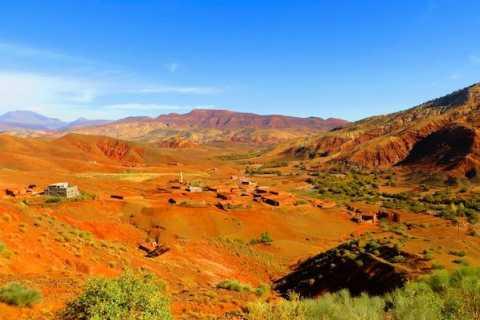 Marrakech: Full-Day Tour to Aït-Ben-Haddou & Telouet