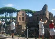 Ab Hafen von Civitavecchia: Klassischer Landausflug nach Rom