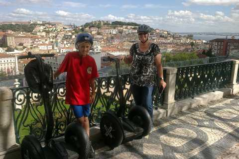Lisbon: Segway Tour of the Historical Center