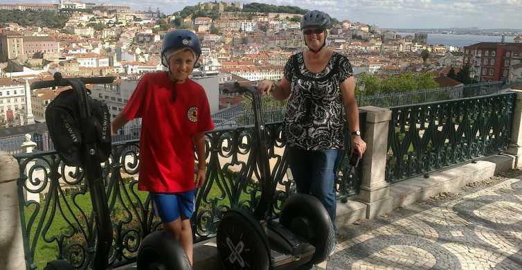 Lisboa: Excursão de Segway ao Centro Histórico