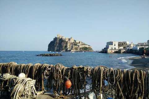 Desde Roma: tour de 4 días por Ischia con Nitrodi Springs