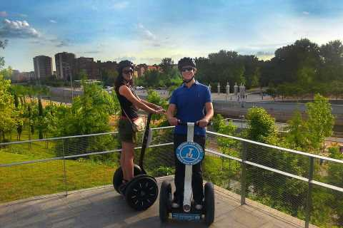 Madrid River Segway Tour
