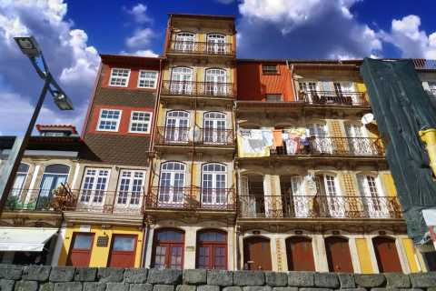 Porto City Tour with River Cruise and Wine Tasting
